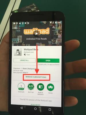 Wattpad Premium Mod Gastronomia Y Viajes